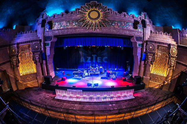 The Aztec Theater  Jim Norton  5 STAR Event Services